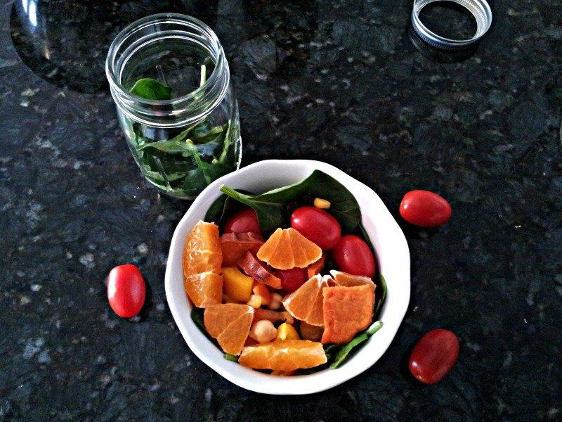 tangelo salad