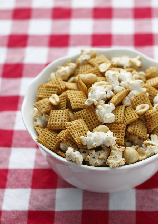 Chili Lime Popcorn Chex Mix