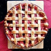 strawberry-pie