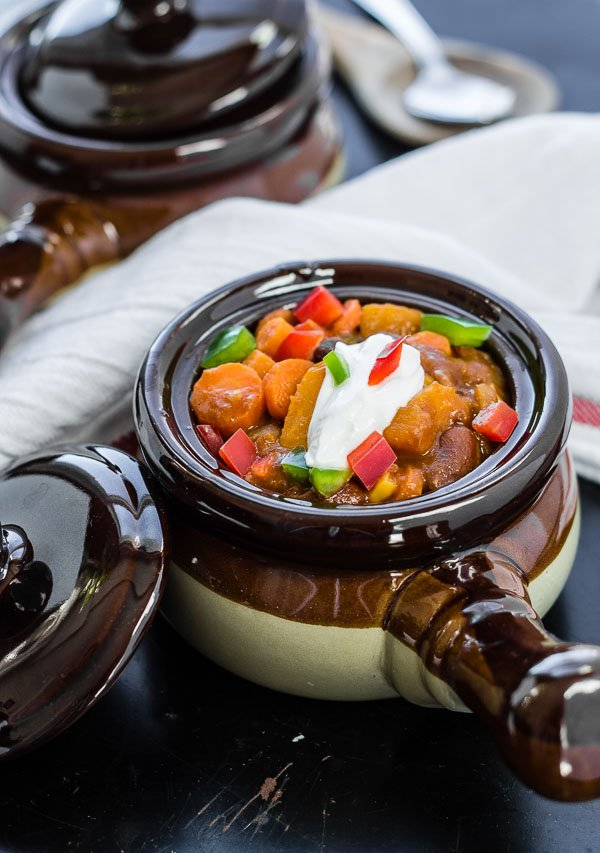 Vegetarian Chipotle Chili