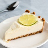 Lime Ice Cream Pie