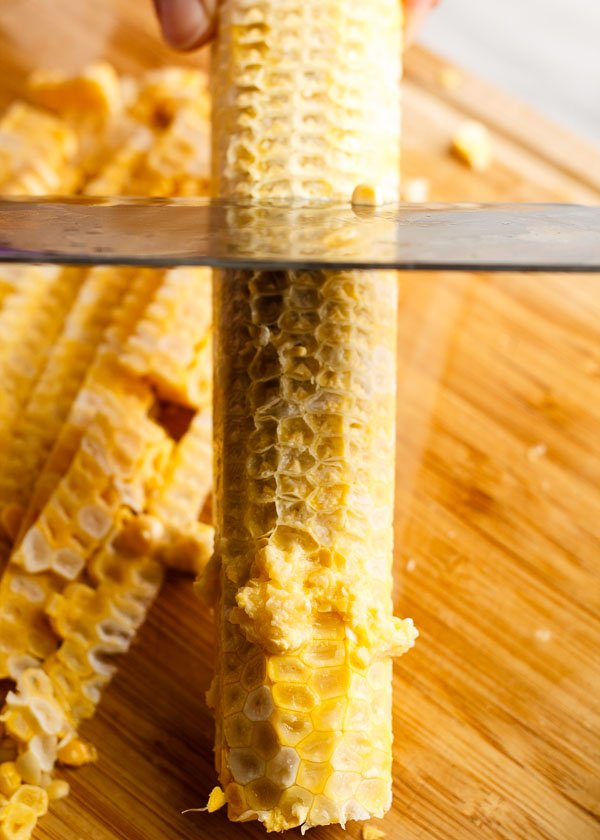 Corn off the Cob