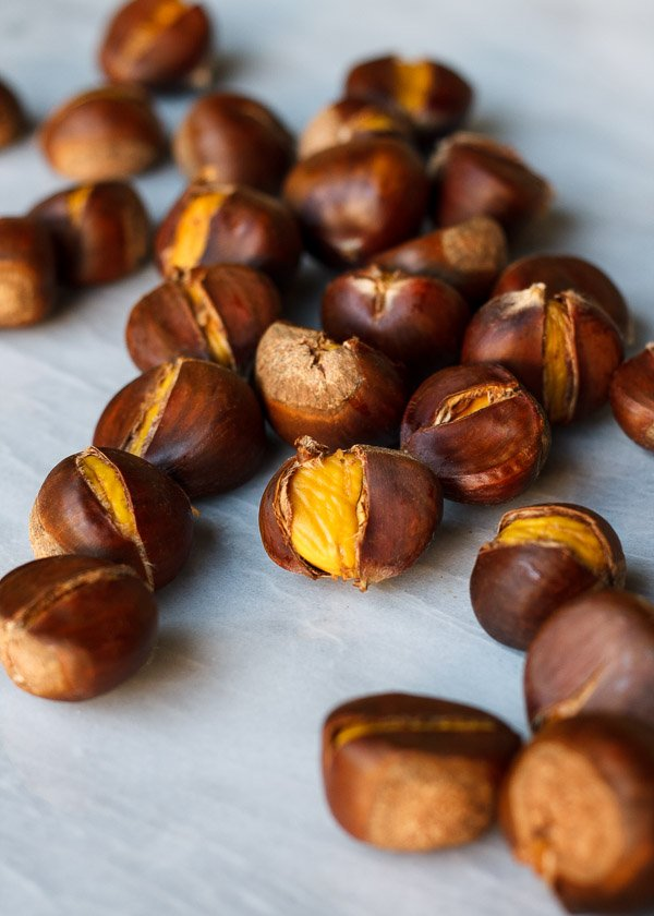 Sugar Roasted Chestnuts | 糖炒栗子 | Tang Chao Li Zi