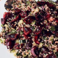 Cherry Tabbouleh